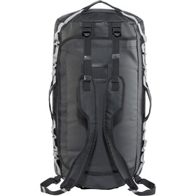 CAMPZ Sac 65l, black/grey